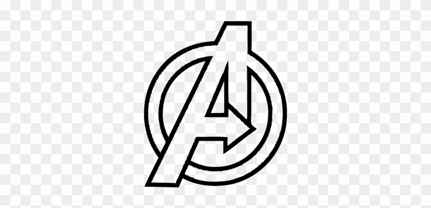 avengers logo decal avengers logo coloring pages free transparent png clipart images download avengers logo decal avengers logo