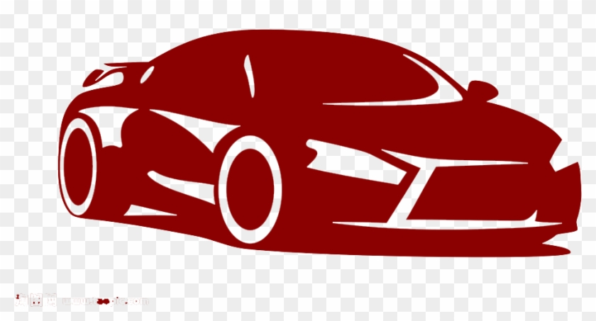 Sports Car Silhouette Car Tuning Sports Car Silhouette Png Free