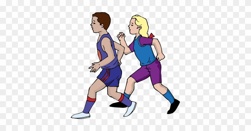 Sports Clip Art Clipart - Sports Day In A School Clip Art #1262659