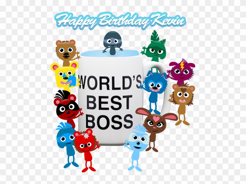 Today, August 4th Is Kevin's Birthday If You Have No - World's Best Boss Mug #1262675