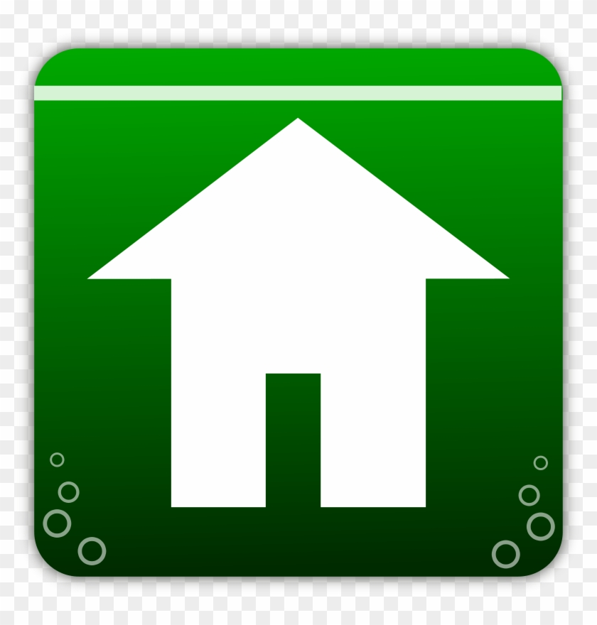 free home icon green home button png free transparent png clipart images download free home icon green home button png