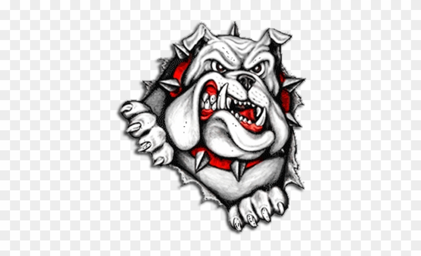 Kilgore - Kilgore High School Bulldog Logo #1263630