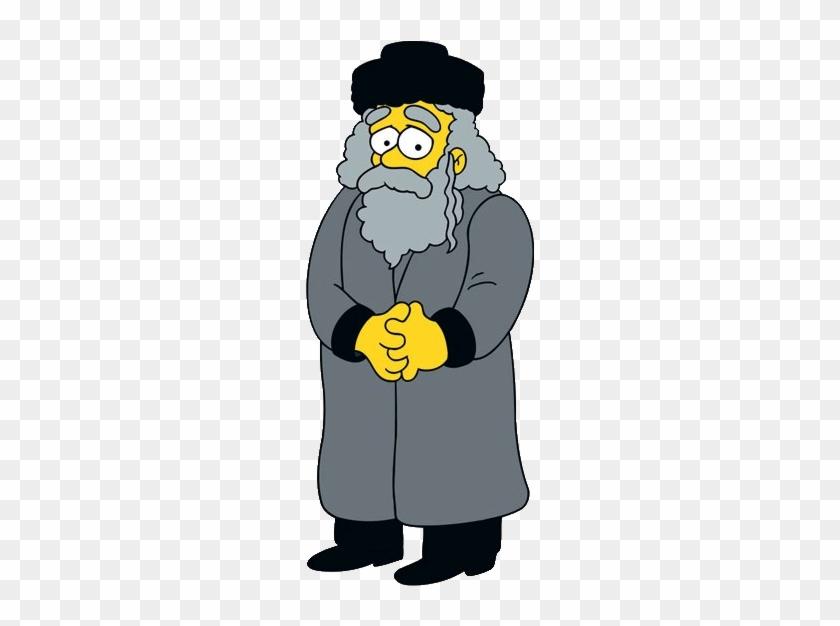 Rabbi Hyman Krustofsky - Krusty The Clown Dad #1263803