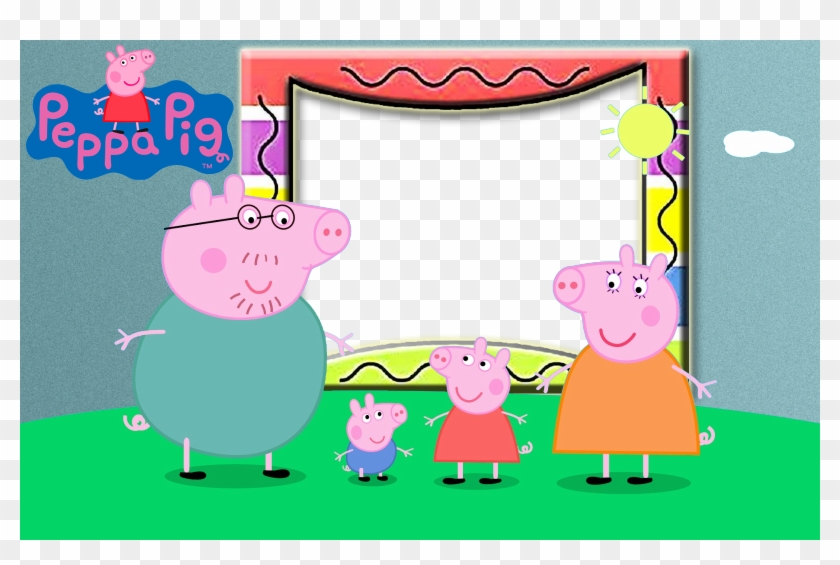 Peppa Pig Pictures Source - Peppa Pig And The Camping Trip #1264316