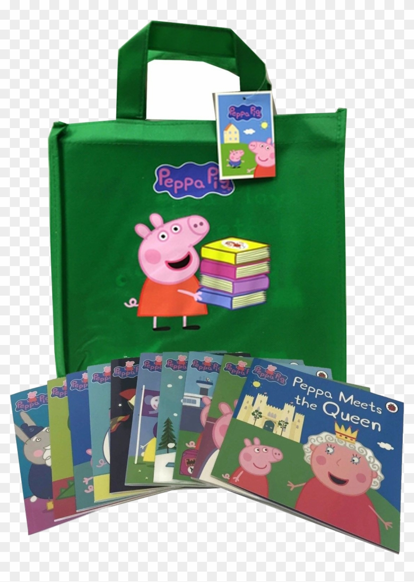#peppa - Peppa Pig Collection 10 Books Set #1264359