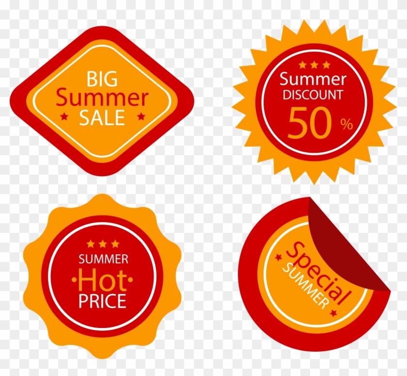 Label Clip Art - Free Tag Label Sale Png #1265568