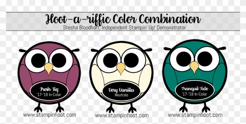 Hoot A Riffic Color Combination Fresh Fig, Very Vanilla, - Lemon-lime Drink #1265575