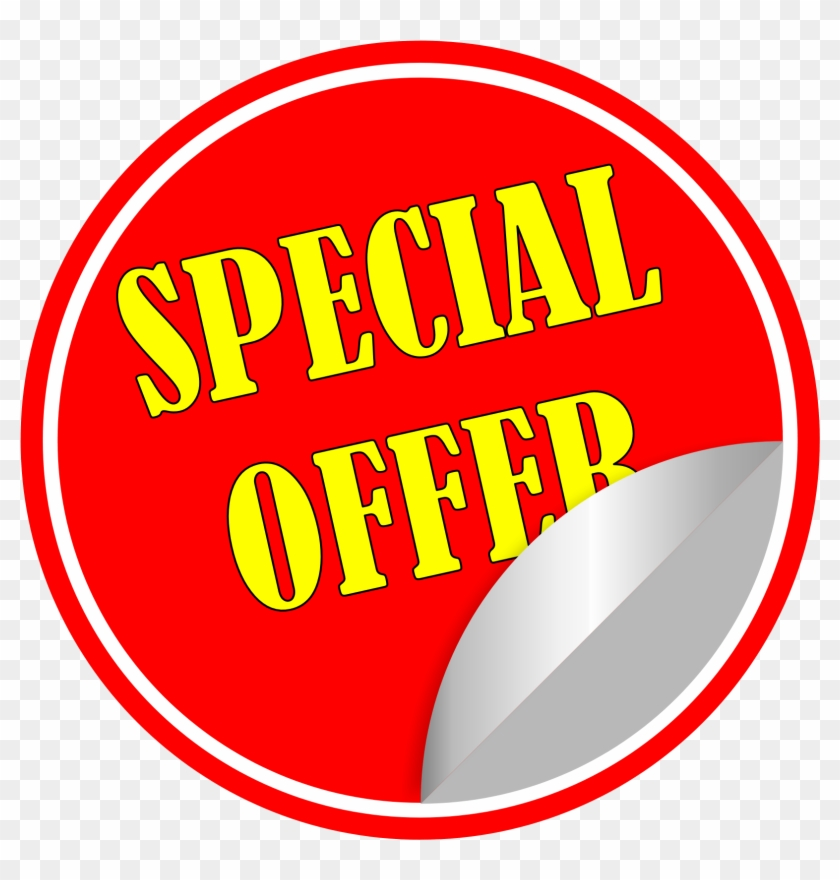 1833 X 1815 - Special Offer Sticker Png #1265603
