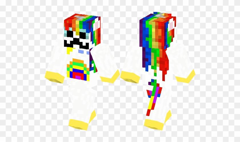 Kawii Derpy Unicorn Girl Minecraft Skin Hub Minecraft