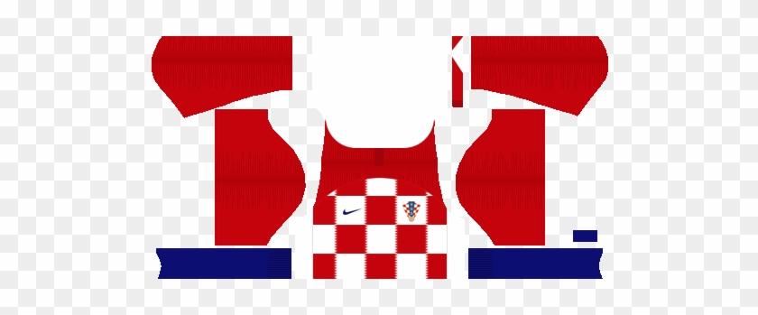Yükle Pes 6 - Croatia Kit Dream League Soccer - Free Transparent PNG