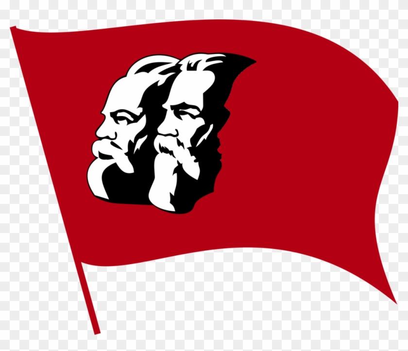 Blank Marx Engels Flag By Otaku4242 Blank Marx Engels Marx Engels