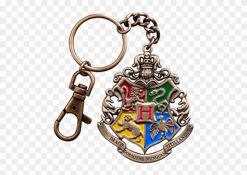 Harry Potter: Hogwarts Crest - Metal Keychain #1267709