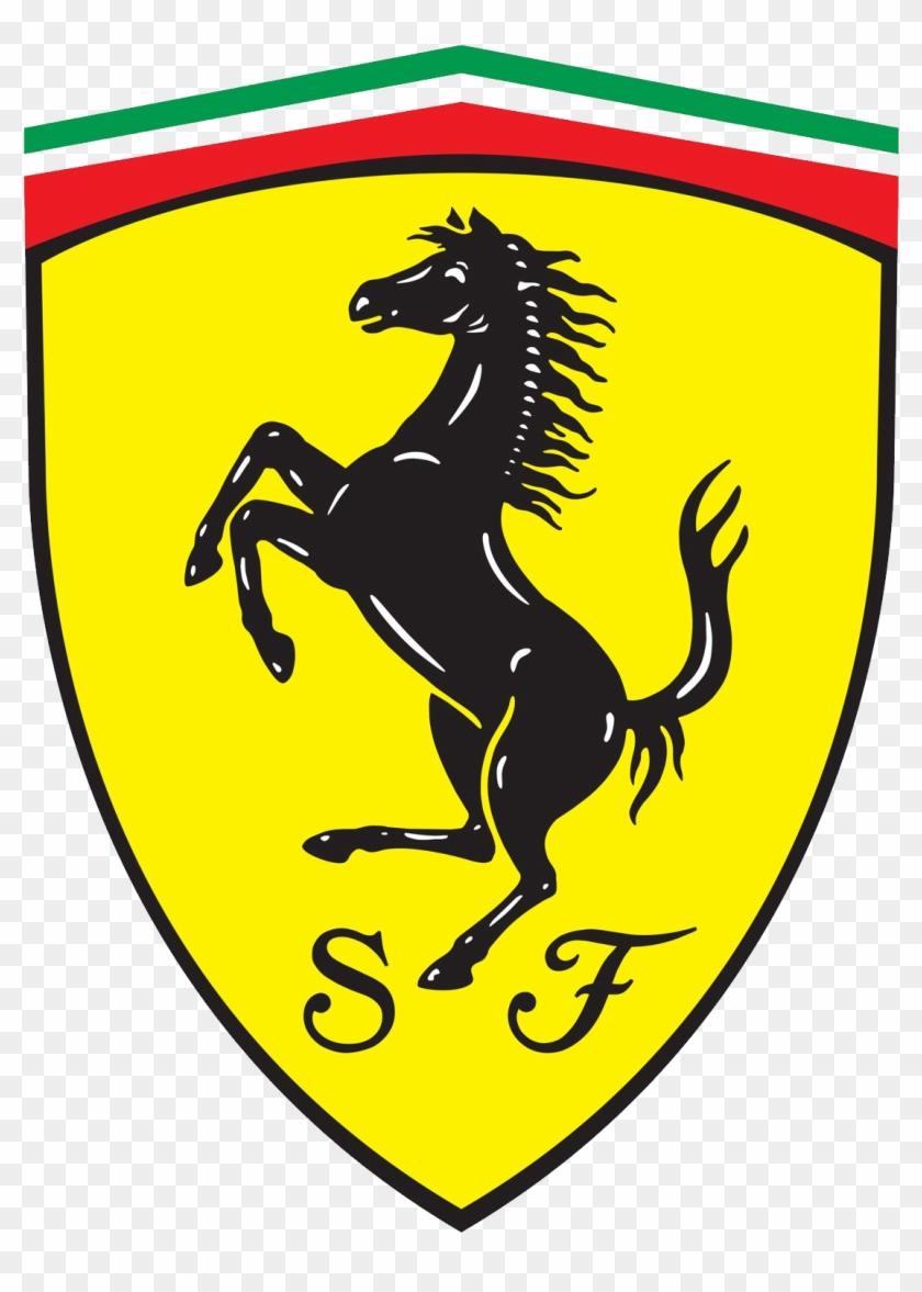 Horse Clipart Ferrari Ferrari Logo Png Free Transparent Png
