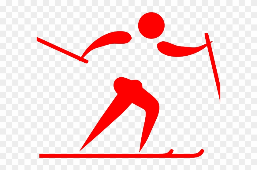 Paralympic Cross Country Skiing Logo Png #201060