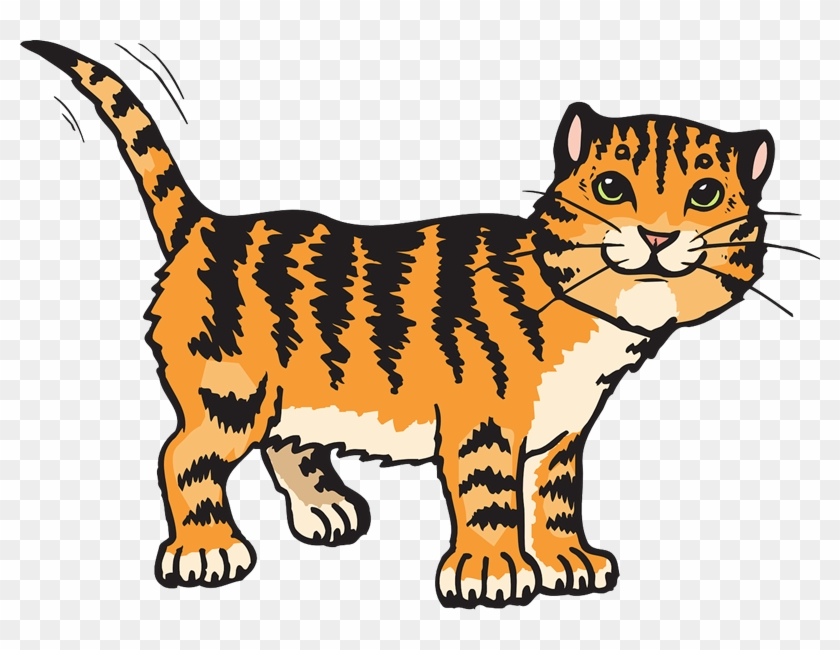 Tiger Cat Clipart Cat Clipart Free Transparent Png Clipart Images Download