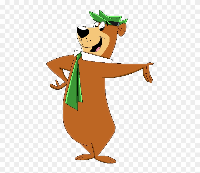 Yogi Bear By Mollyketty - Picnic Basket #201721