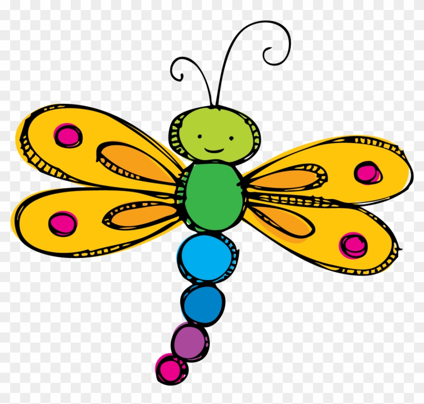 Got Started With Our Build A Bear Art Projecthow Do - Dragonfly Pictures For Kids #201797