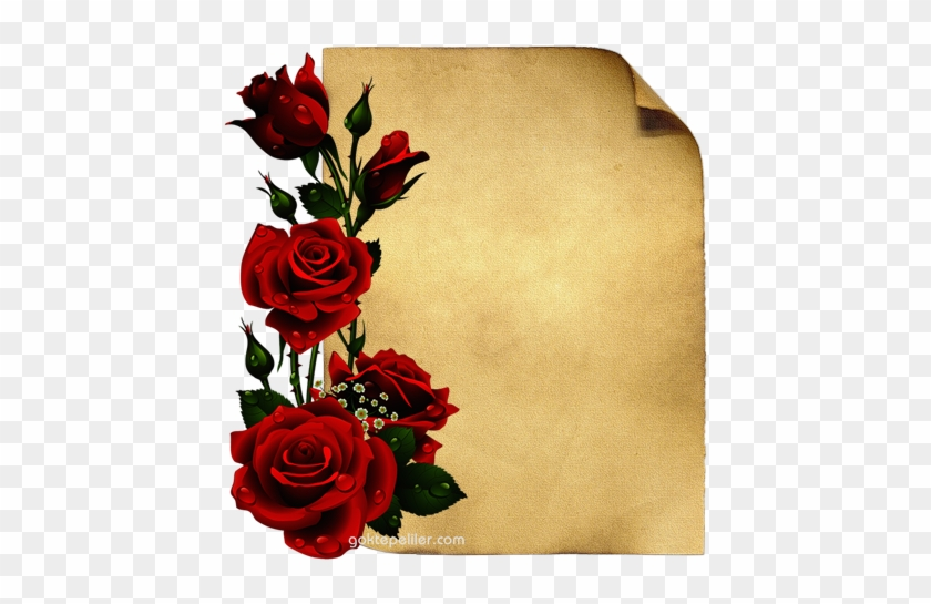 Card Printing, Paper Design, Red Roses, Moon Sea, Floral - Good Morning Love Sister #201843