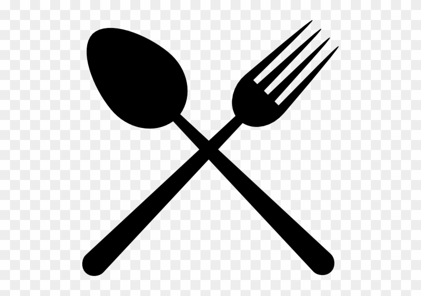 restaurant clipart spoon fork crossed spoon and fork