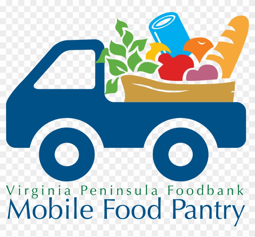 Food Pantry Distribution Clipart Collection - Mobile Food Pantry Logo #201984