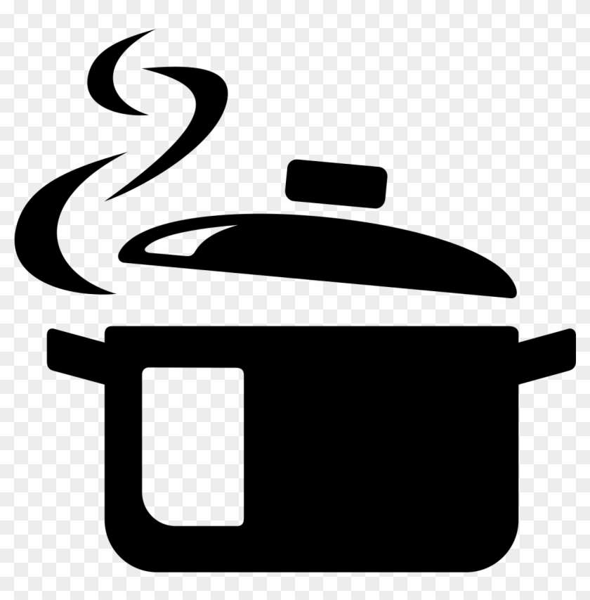 Rice - Cooking Pot Vector Png #202016