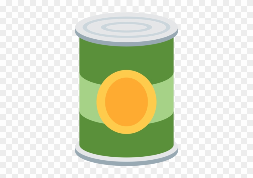 Pin Canned Food Clipart - Canned Food Icon Png #202018