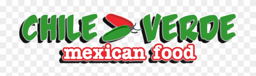 Chile Clipart Mexican Food - Chile Verde Mexican Food #202030