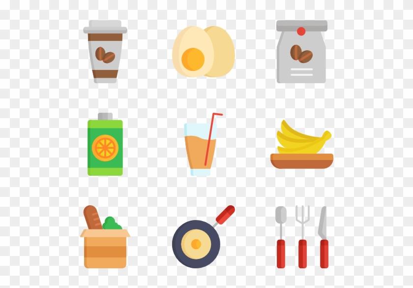 Breakfast - Breakfast Icons Png #202141