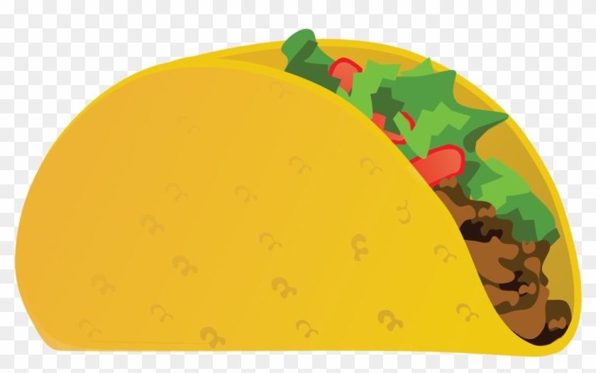 Tacos Clipart Transparent - Emojis De Tacos #202157