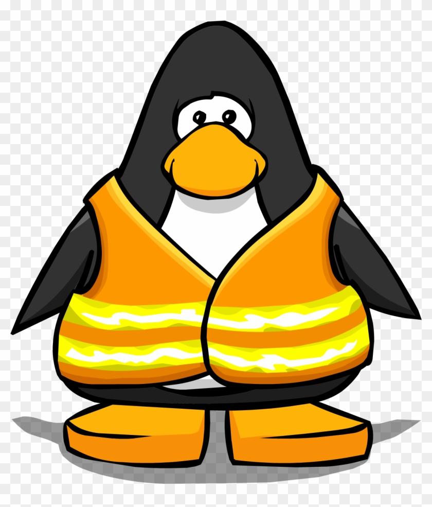 Safe Zone Clipart - Club Penguin Black Belt #202223
