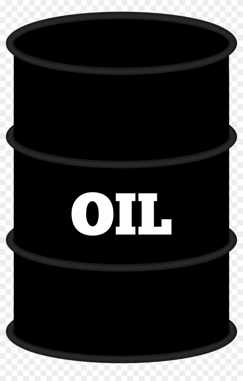 Clipart - Oil Barrel Png #202230