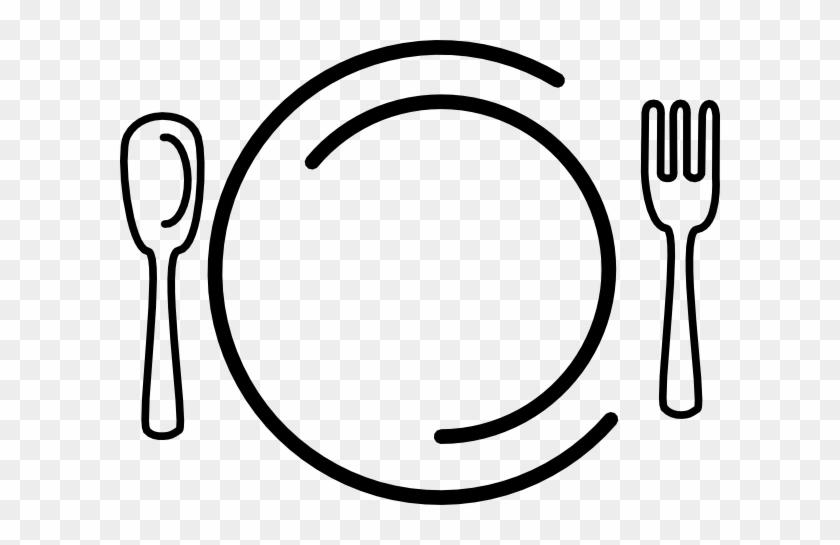 Food Clipart Transparent Background - Food Logo No Background #202271