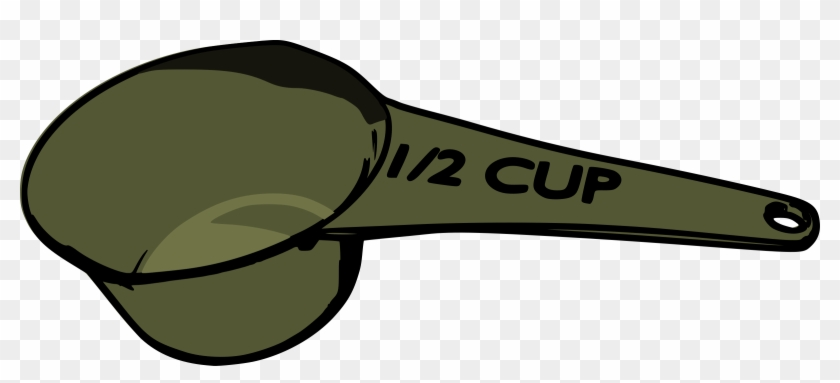 Free Measuring Cup Free Baking - Measuring Cup 1 2 #202406