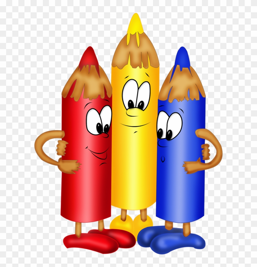 Album - Art Colour Pencil Clipart - Free Transparent PNG Clipart
