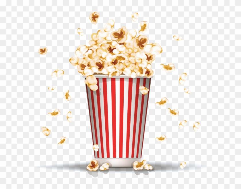 Popcorn Png - Popcorn Cinema #202911