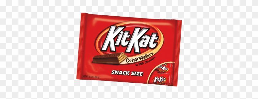Hershey Chocolate Bar Clipart - Fun Size Kit Kat #202919