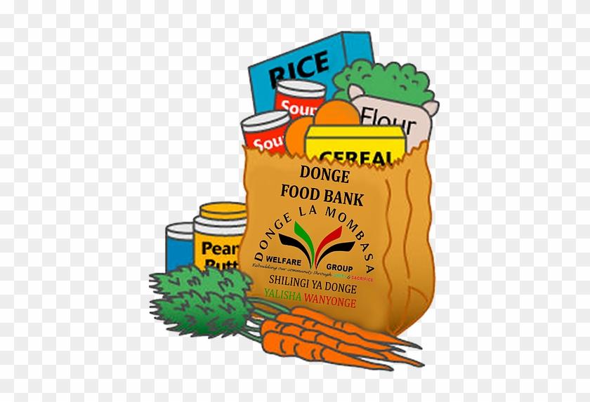 """Donge Food Bank """"shilingi Ya Donge Yalisha Wanyonge"""" - Sunshine Coast Food Bank #202920"""