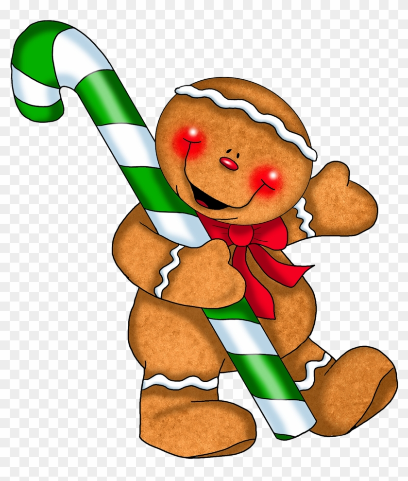 Gingerbread Man Clipart Free The Cliparts
