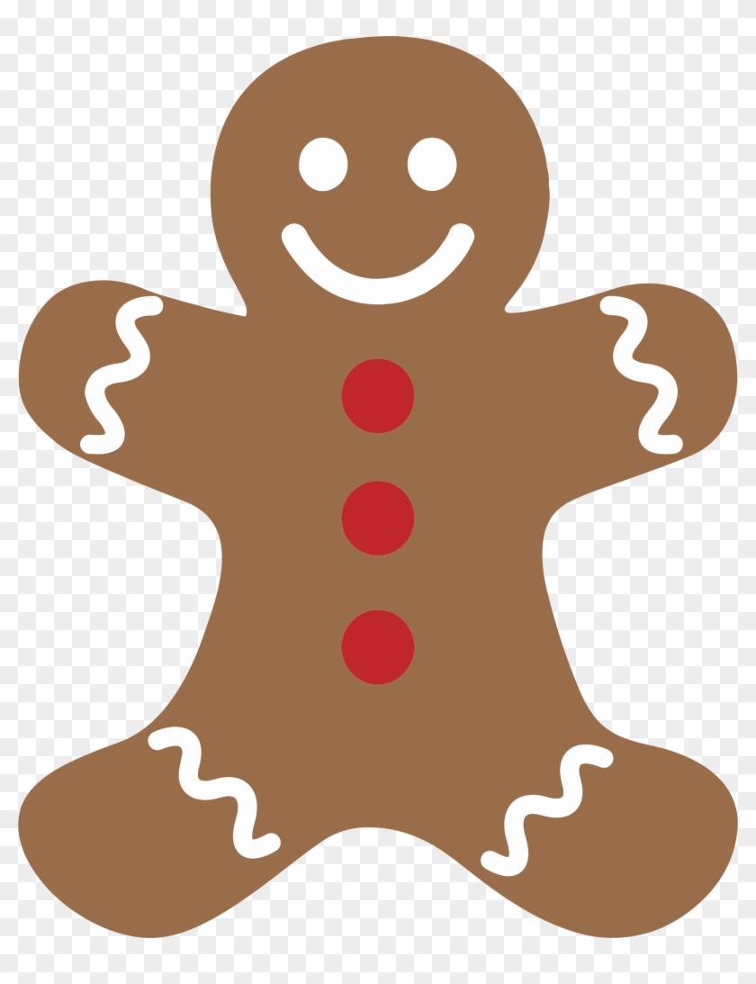 funny gingerbread man clipart kid gingerbread man vector free
