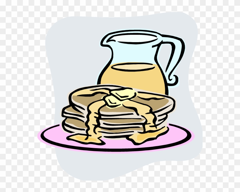 Pancake Breakfast Clipart #203076