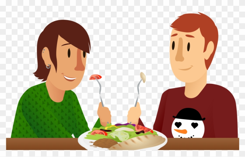 Shared Meal - Diabetics Food Clipart #203100