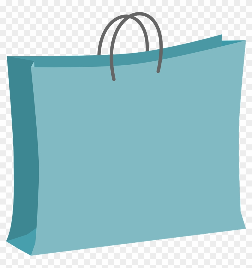 Shopping Bags Free To Use Clipart - Shopping Bag Clip Art #203102