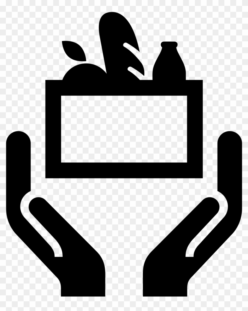Food Banks - Food Bank Icon Png #203151
