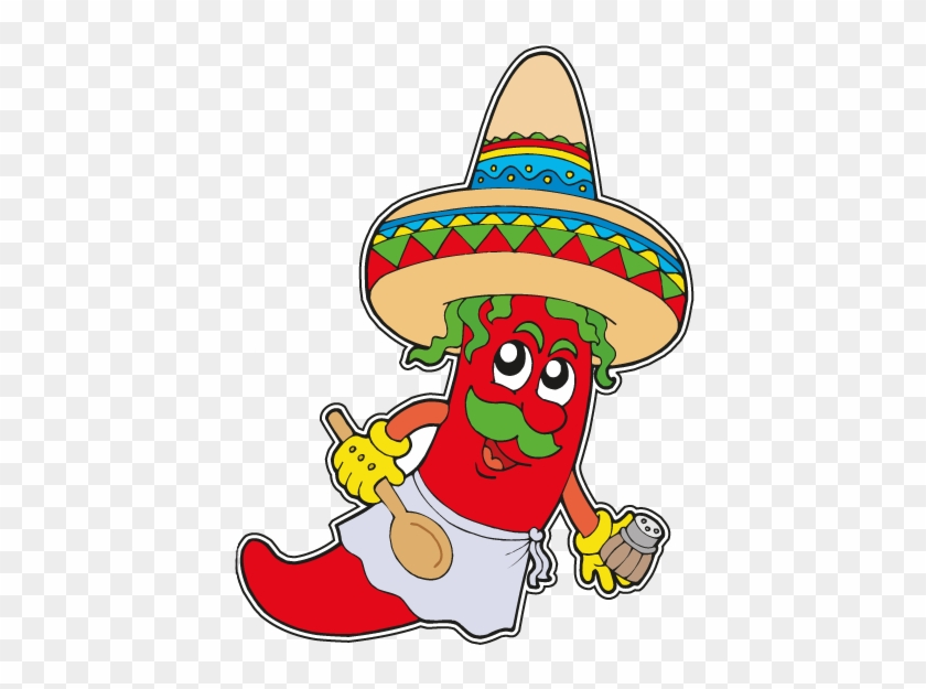 The Best Authentic Mexican Food In Muskegon - Mexican Fiesta Clip Art #203391