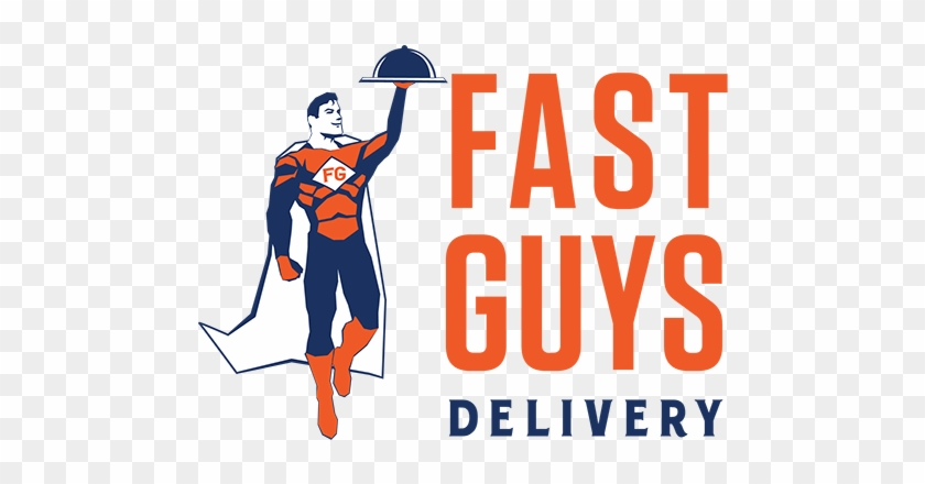 Fast Guys Delivery - Fast Food Delivery Services #203506
