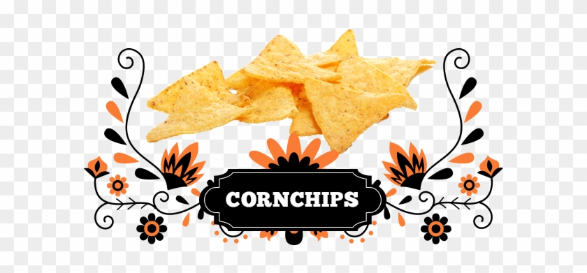 Mexican Food - Corn Chips - Mexican Cuisine #203559