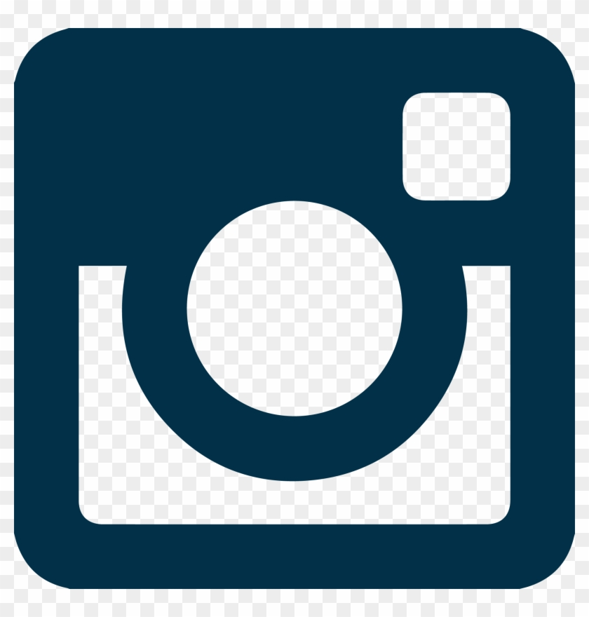 Lpl On Facebook Icon Lpl On Instagram Icon - Transparent Instagram Logo Blue #203655