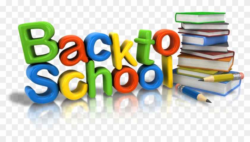 Welcome Back To - Back To School Items #203844