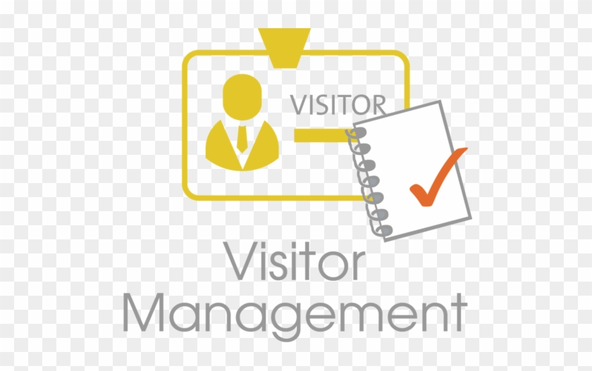 Visitors Management System Visitor Management System Icon Free Transparent Png Clipart Images Download