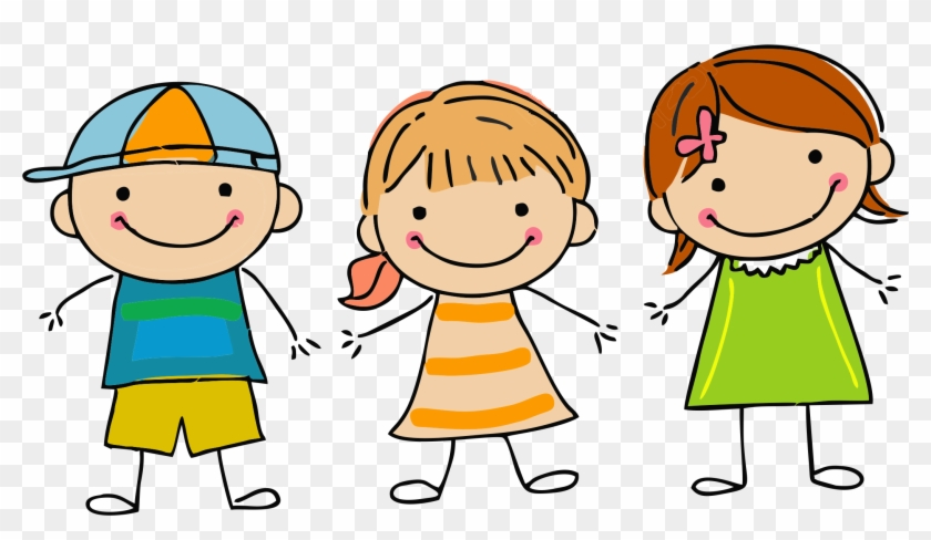 Home - Hand Drawn Kids Png #203943